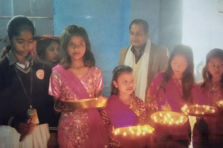 Sunbeam Public School-Diwali Celebrations