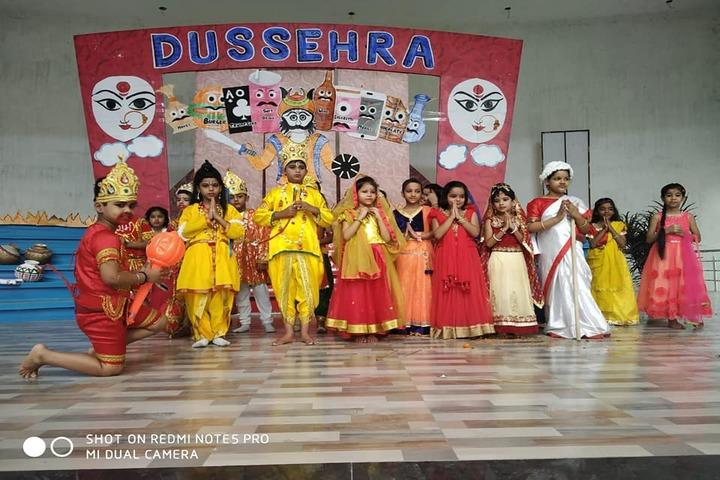 Sunbeam School-Dusshera Celebration