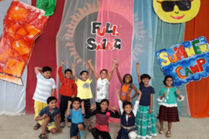Sunbeam School-Kids Activity