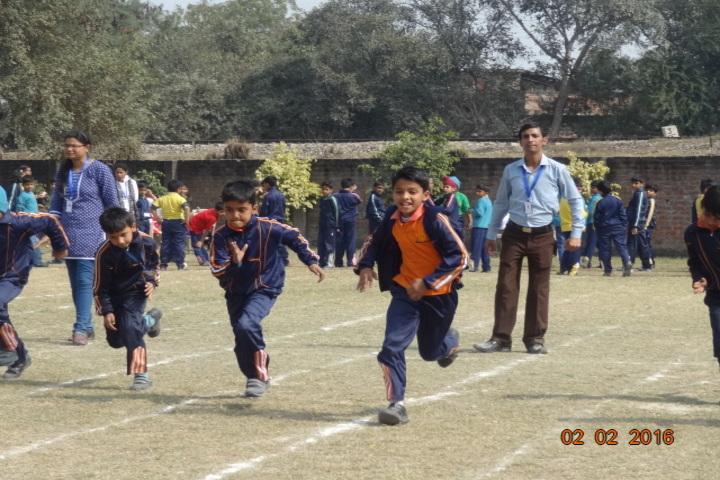 Sunbeam School-Sports