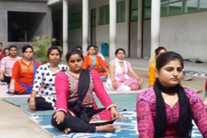 Sunbeam School-Yoga