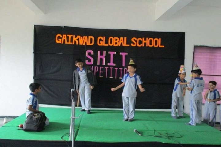 Gaikwad Global School-Activity
