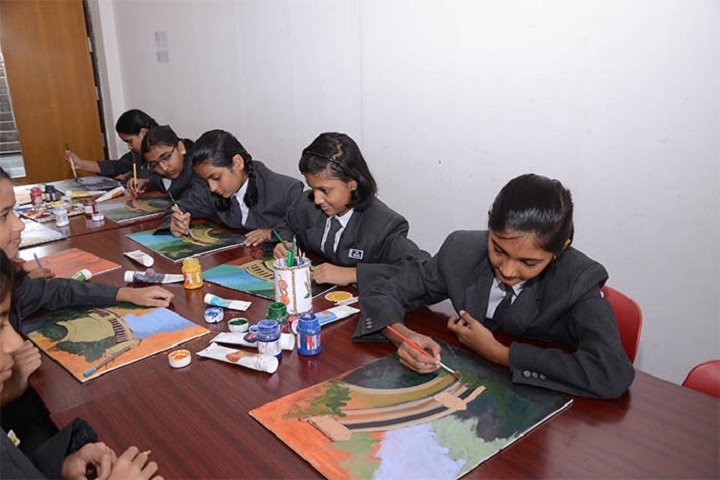 Gaikwad Global School-Drawing