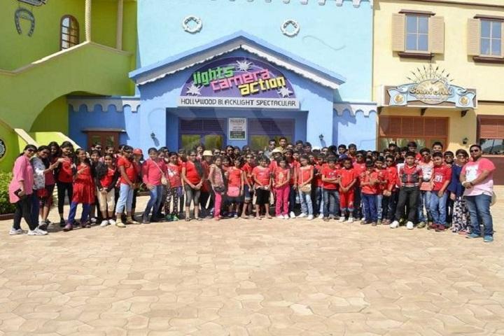 Gaikwad Global School-Students