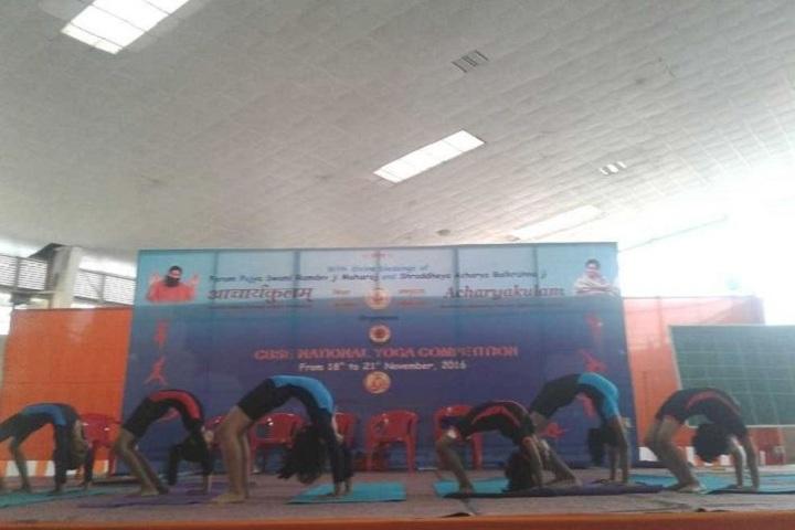 Gaikwad Global School-Yoga
