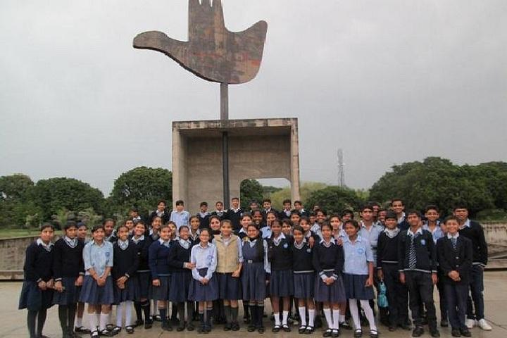 Government Model Senior Secondary School-Picnic