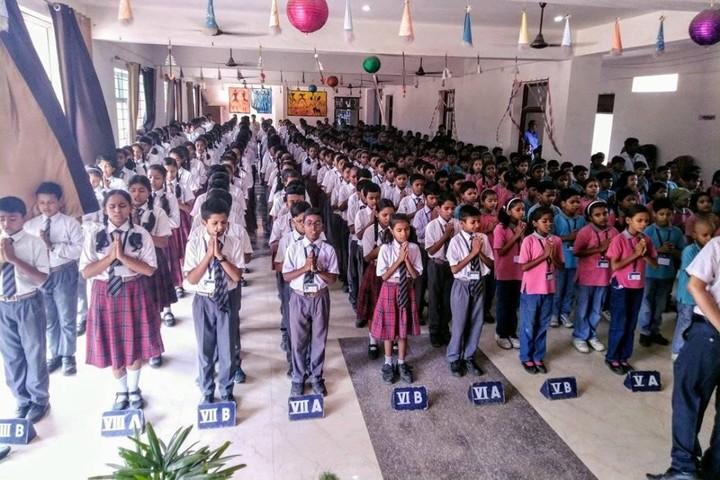Sunbeam School-Assembly