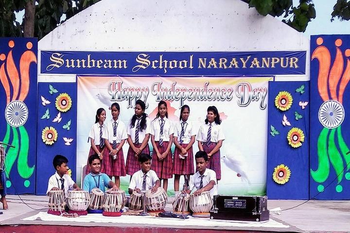Sunbeam School-Independence Day
