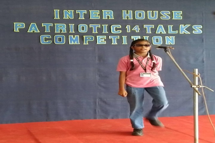 Sunbeam School-Inter House Competitions