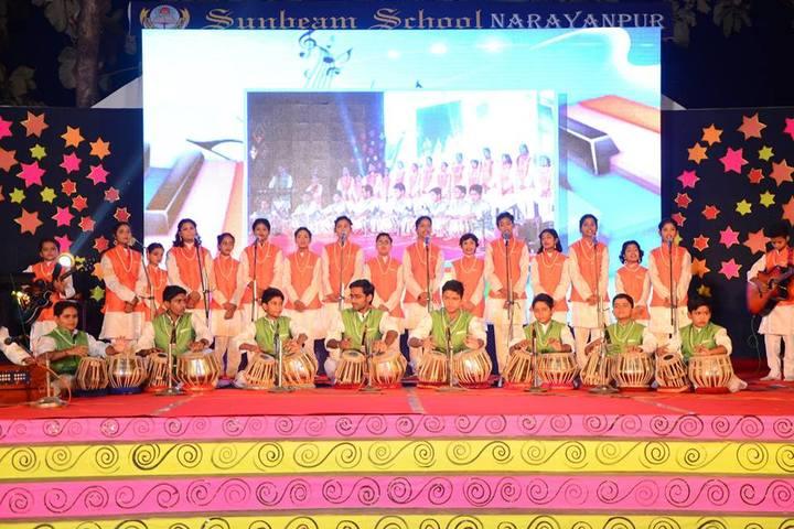Sunbeam School-Music