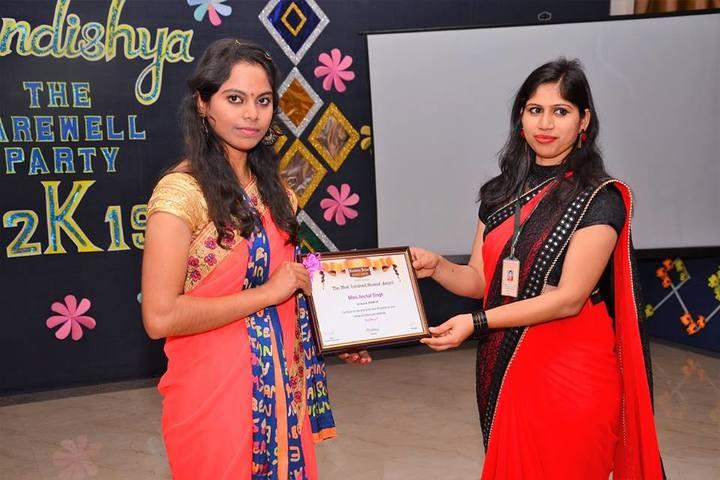 Sunbeam School-Prize Distribution