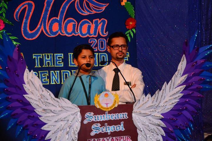 Sunbeam School-Speech