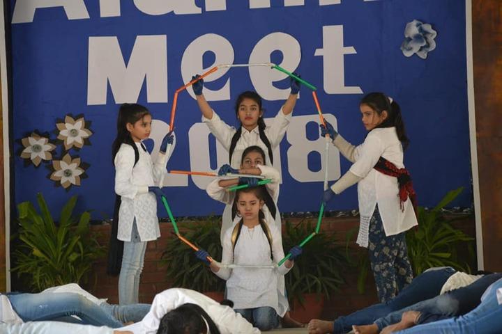 Sunbeam School-Activity