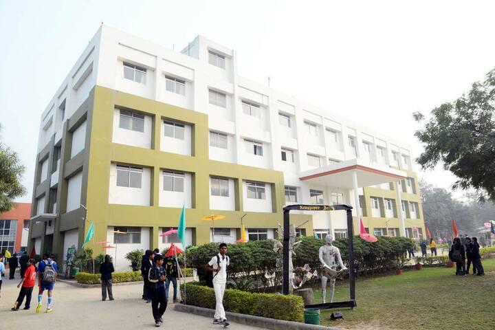Sunbeam School-School Building