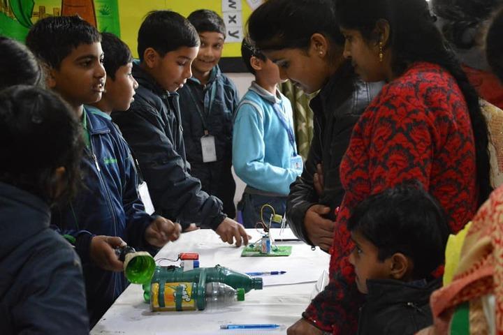 Sunbeam School-Science Exhibition