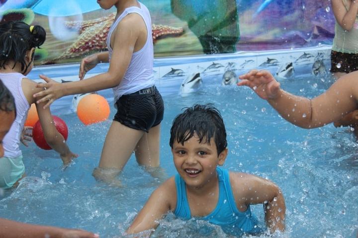 Sunbeam School-Pool Party