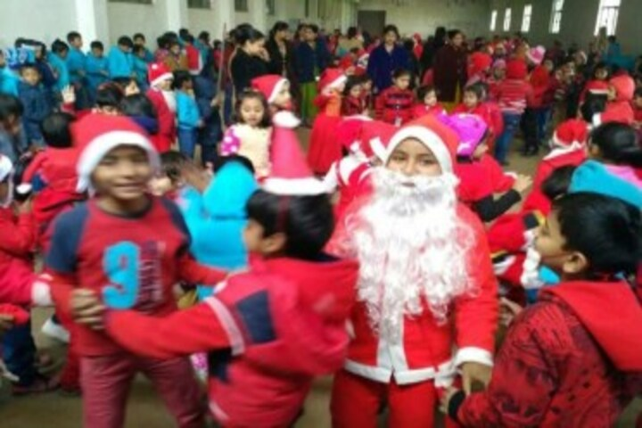 Sunbeam School-Chritmas Celebration