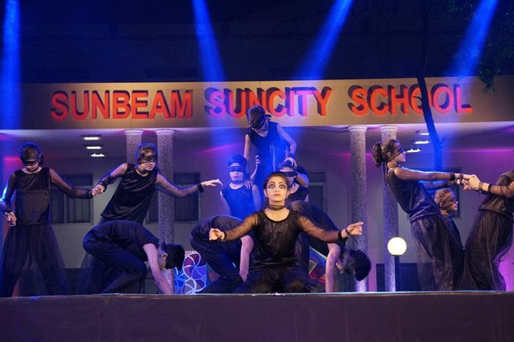 Sunbeam Suncity-Event