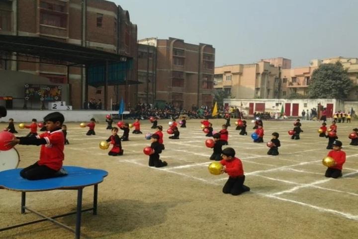 Sunrise Ville School-Activity