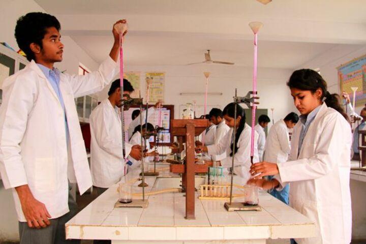 Sunrise Ville School-Chemistry Lab