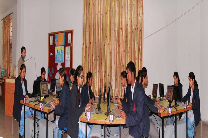 Sunrise Ville School-Computer Lab