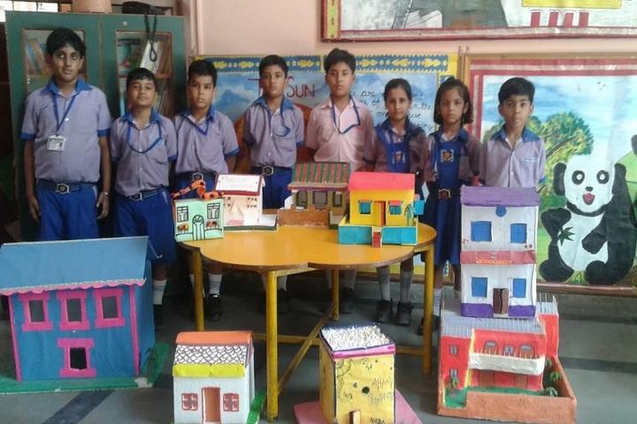 Sunrise Ville School-School Exhibition