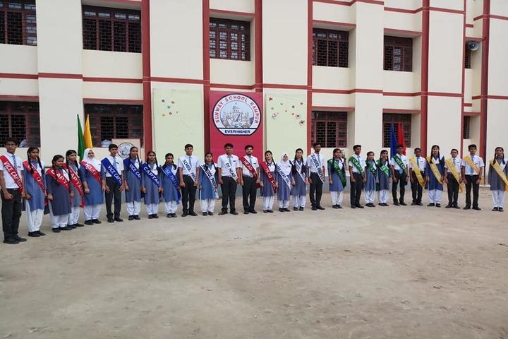 Sunway School-Investiture Ceremony