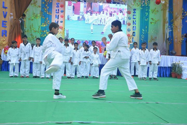 Sunway School-Karate