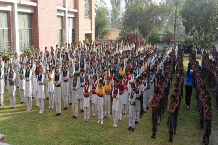 Super International School-Assembly