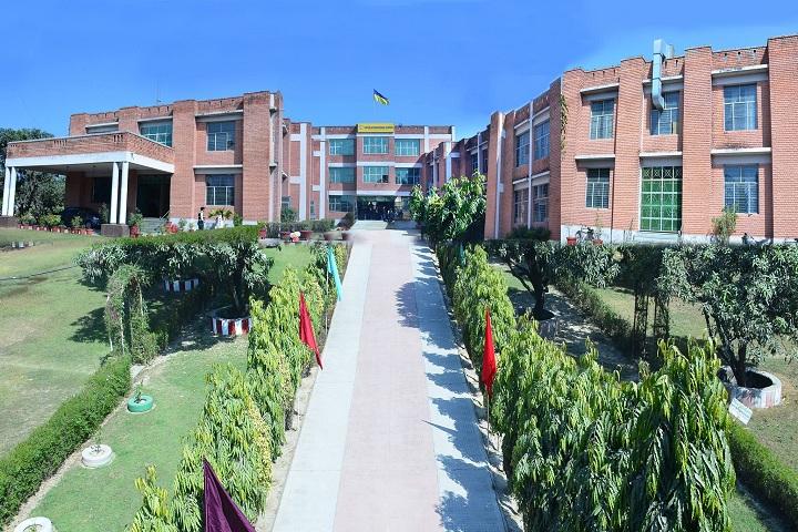 Super International School-School Building