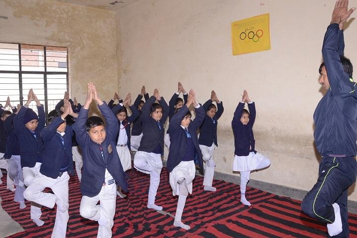 Suresh Chand Memorial Public School-Dance