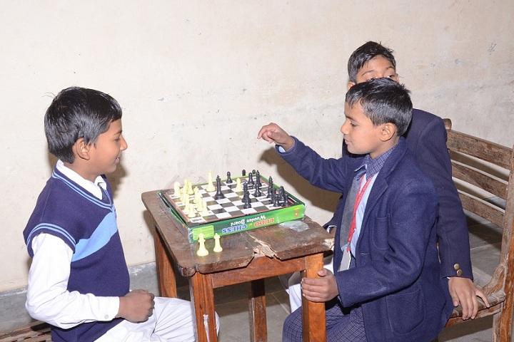 Suresh Chand Memorial Public School-Games