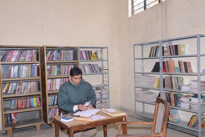 Suresh Chand Memorial Public School-Library