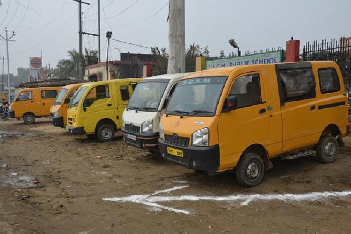 Suresh Chand Memorial Public School-Transport