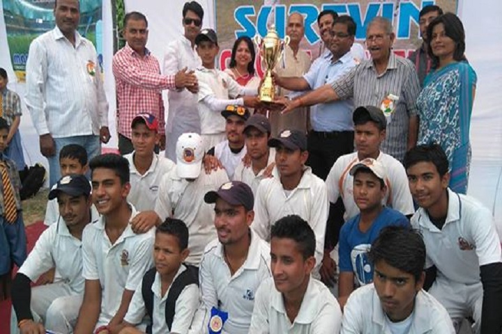 Surevin International School-Achievements