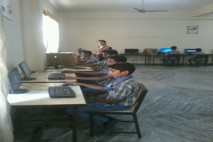 Surevin International School-Computer Lab