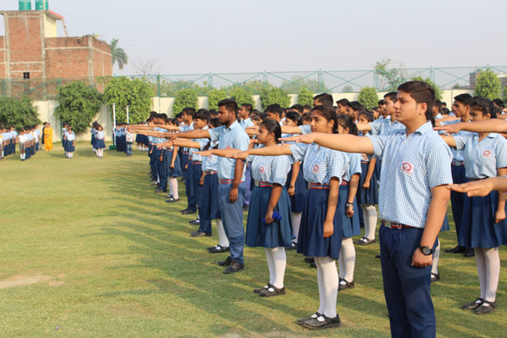 Surmount International School-Assembly
