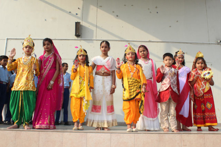 Surmount International School-Event
