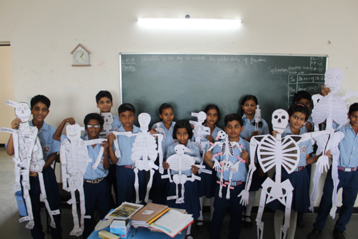 Surmount International School-Science Activity