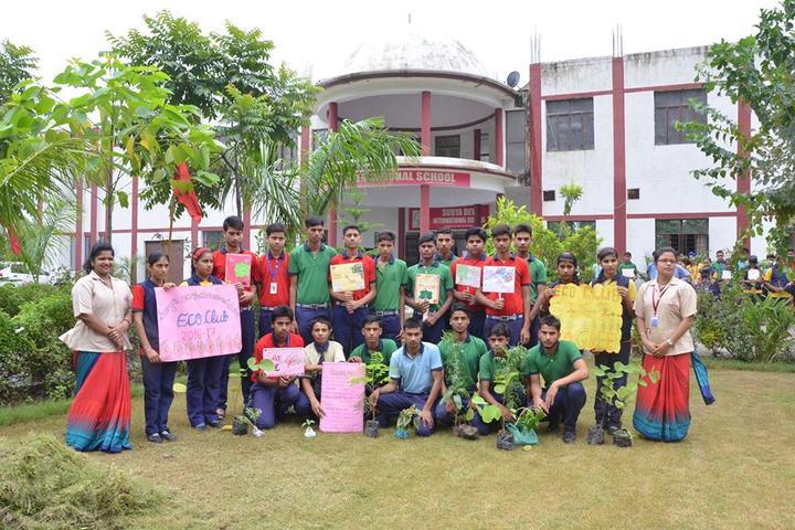 Surya Dev International School-Activity