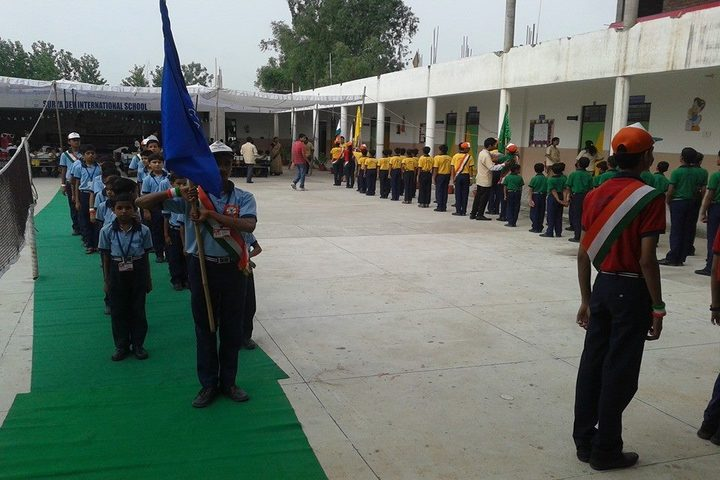 Surya Dev International School-School Activity