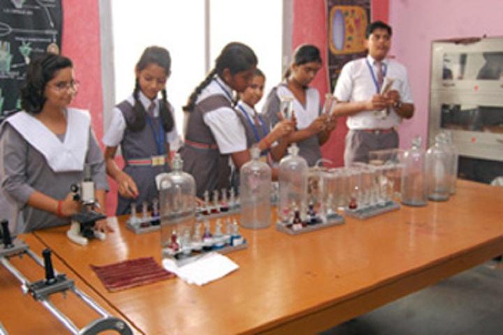 Surya Public School-Biology Lab