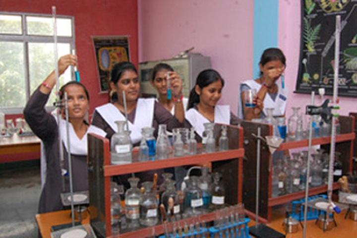 Surya Public School-Chemistry Lab