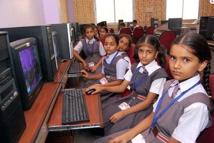 Surya Public School-Computer Lab