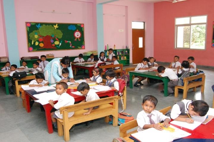 Surya Public School-Kids Classroom
