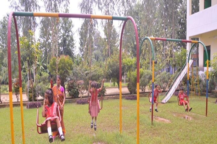 Surya Public School-Kids PlayArea