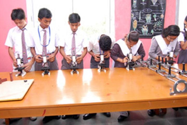 Surya Public School-Physics Lab