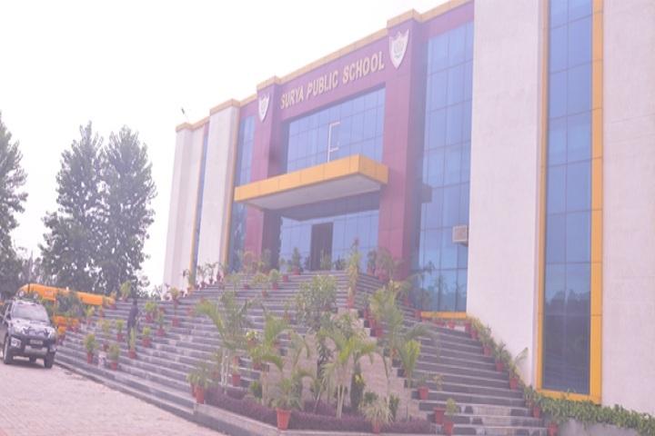 Surya Public School-School Building