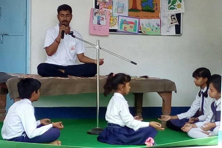 Suryabali Singh Public School-Meditation