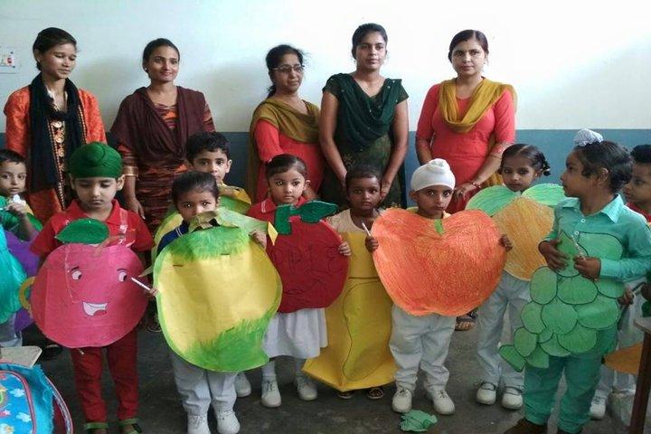 Swami Educational Public School-Activity